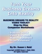 Turn Your Business Dreams Into Reality
